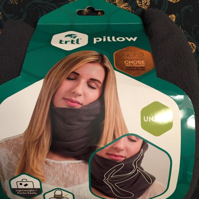 Find More Trtl Travel Pillow For Sale At Up To 90 Off
