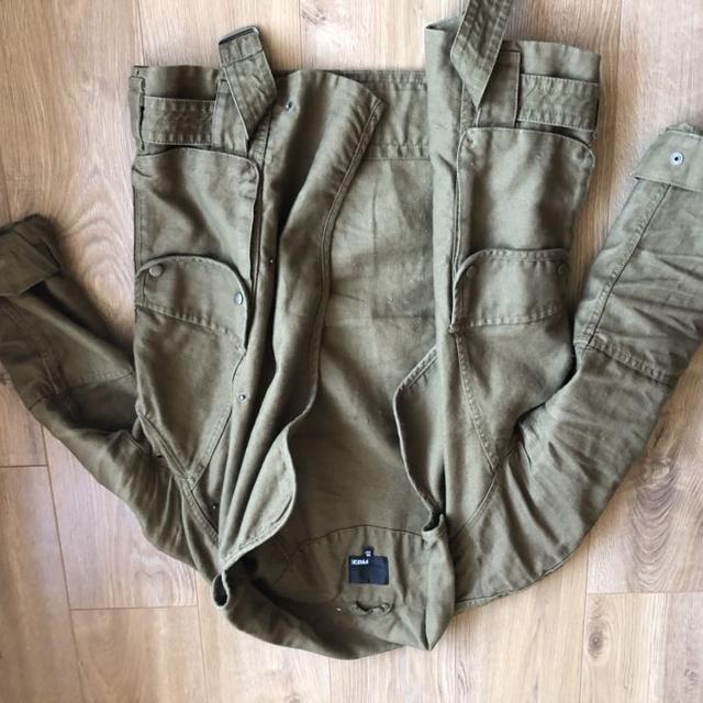9f050397d Aritzia Wilfred Free Army Green Bomber Jacket