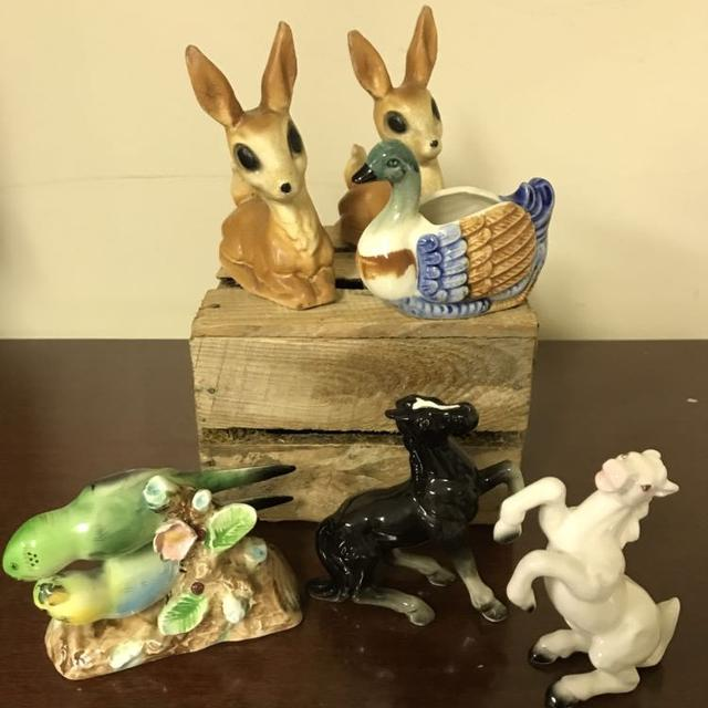Find more Collection Of Vintage Ornaments for sale at up
