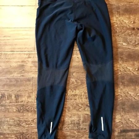 3b076a69a5e Running Room Fit Wear size M Athletic pants. Reflective strips for evening  running. EUC