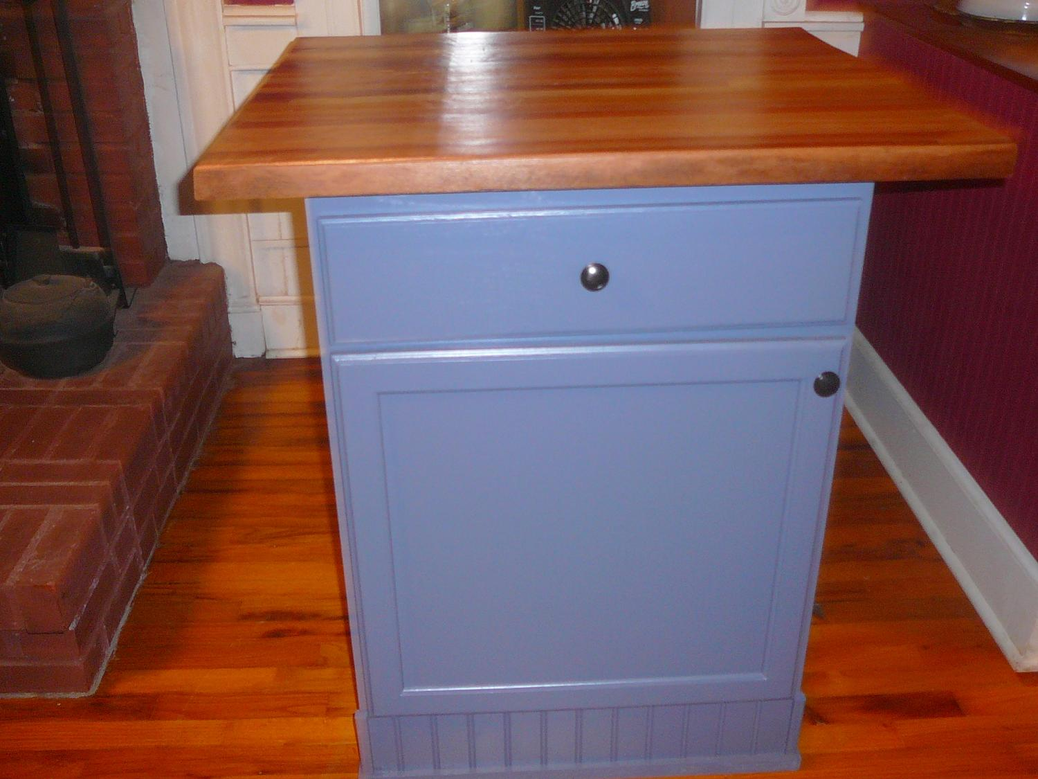 Best Kitchen Island With Butcher Block Top For Sale In Thomaston Georgia For 2020