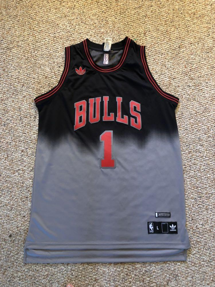 promo code 39785 29fc2 PRICE DROP Limited Edition Derrick Rose Jersey
