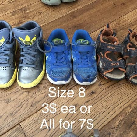 3de15f9d65 Best New and Used Baby & Toddler Boys Shoes near Markham ...
