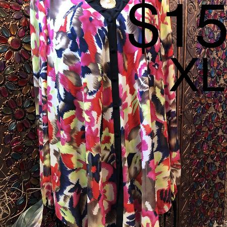 Ladies Size XL Blouse for sale  Canada