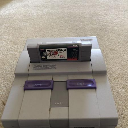 Super Nintendo entertainment system for sale  Canada