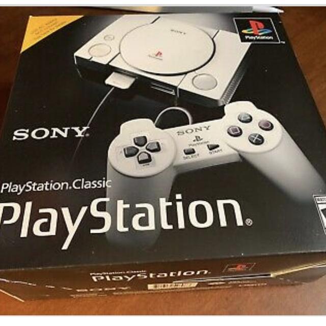 Mini PlayStation Classic