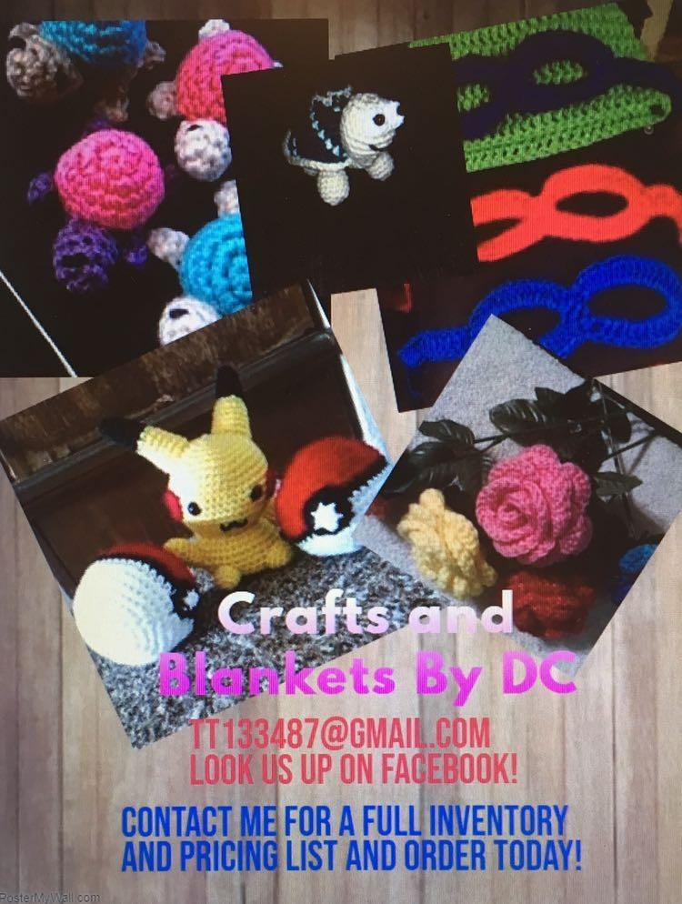Best Crafts And Blankets By Dc For Sale In Greenville South Carolina For 2020