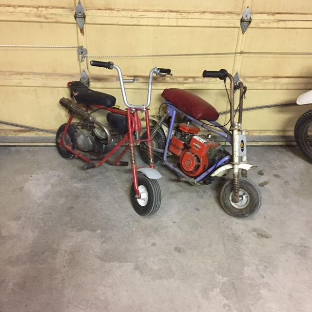 Best Pair Of Vintage Keystone Mini Bikes For Sale In Calgary Alberta For 2020