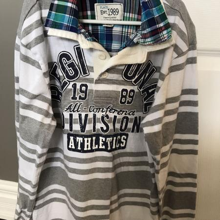 2b638254043 Brand New Condition Boys Casual Long Sleeve shirt