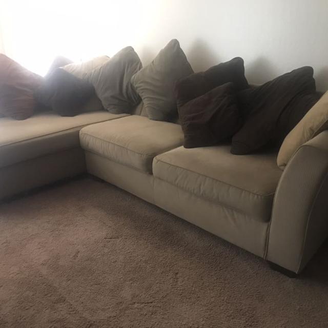 Best Ashley L Shape Sectional Sofa for sale in Santa Cruz ...