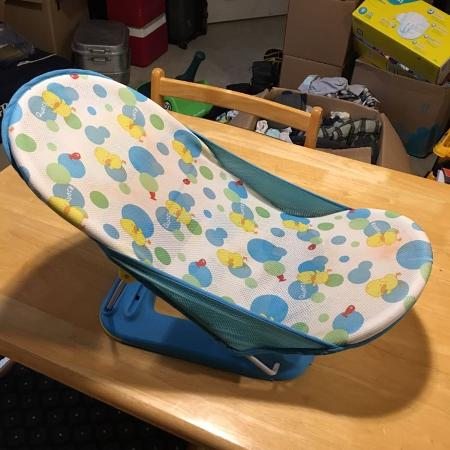 Baby bath chair, used for sale  Canada