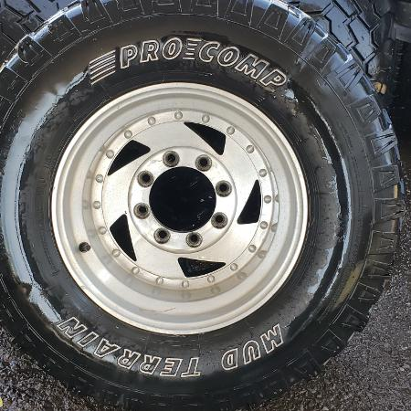 Used, American racing wheels. for sale  Canada