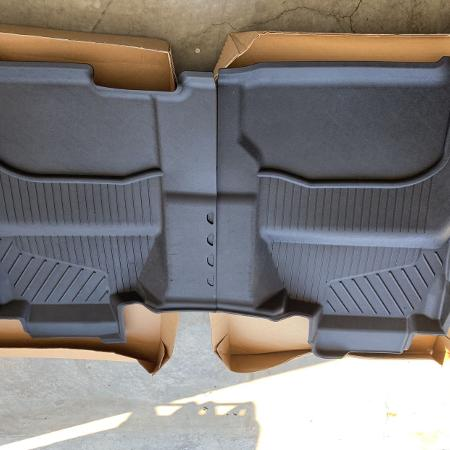 Used, Truck Mats GMC/Chevy 1500 Crew Cab for sale  Canada