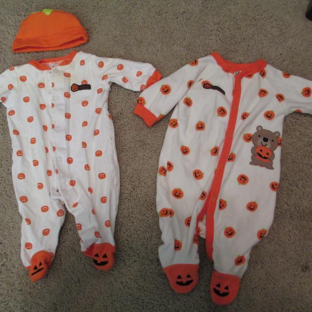 3m unisex my first halloween pajamas 2 pair