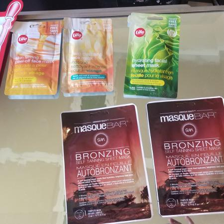Various face masks for sale  Canada