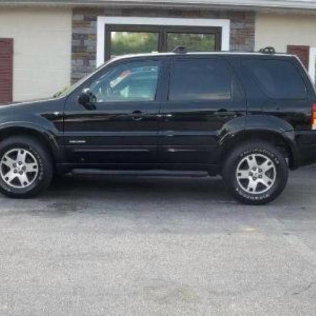 Best 2002 Black Midnight Edition Ford Escape For In Shawville Quebec 2019