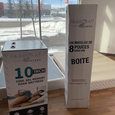 Brand New! Queen Mattress in a box! for sale  Canada