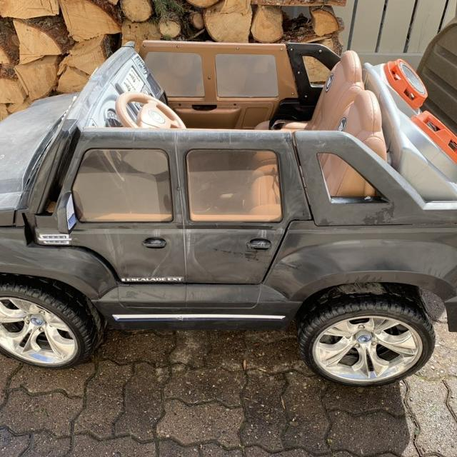 Find More Power Wheels 2 Seater Cadillac Escalade For Sale