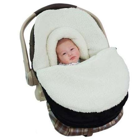 Jolly Jumper Cuddle Bag Baby Car seat... for sale  Canada