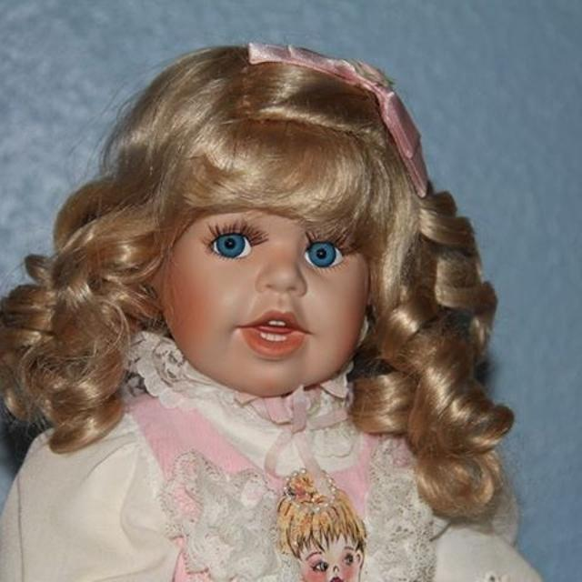 find more collectible porcelain doll lauren from the hamilton