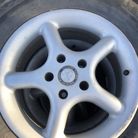 16 inch American racing rims and tires for sale  Canada