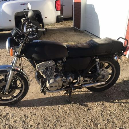 1979 Yamaha XS 750 $2000 firm., used for sale  Canada