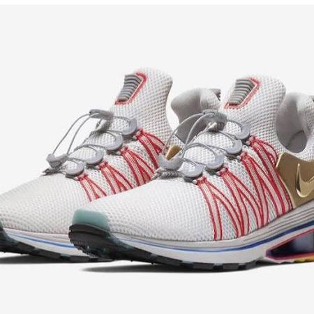0a39722a851dea Nike Shox Gravity  Metallic Gold  2018 Mens Sneakers ...