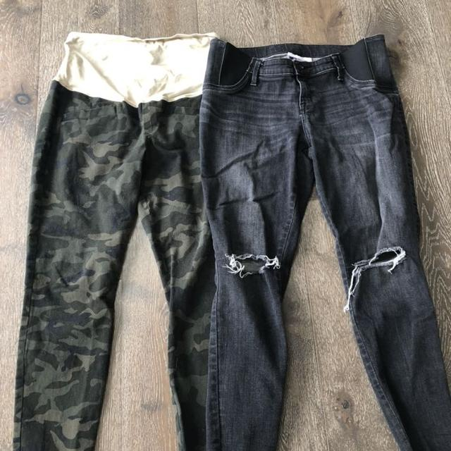 d1fc1b25612ea Best Maternity Pants for sale in Victoria, British Columbia for 2019