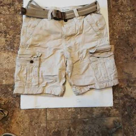 Abercrombie & Fitch cargo shorts for sale  Canada