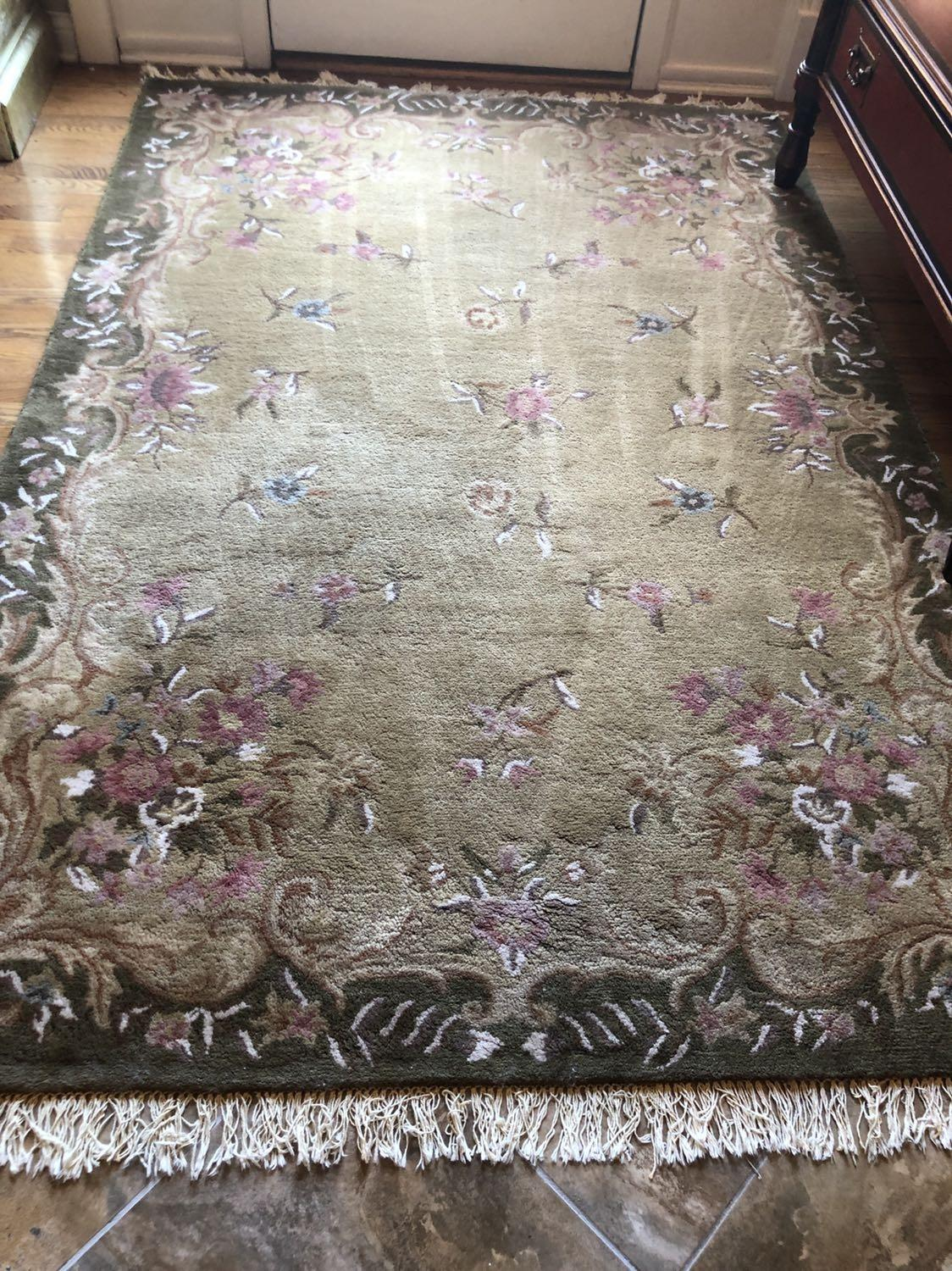 Find More Wool Area Rug Carpet 5x8 For Sale At Up To 90 Off