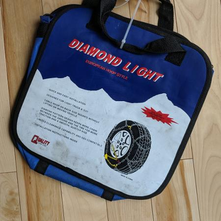 Used, Diamond Light Tire Chains for sale  Canada