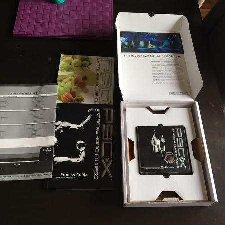 Used, P90x workout set. for sale  Canada