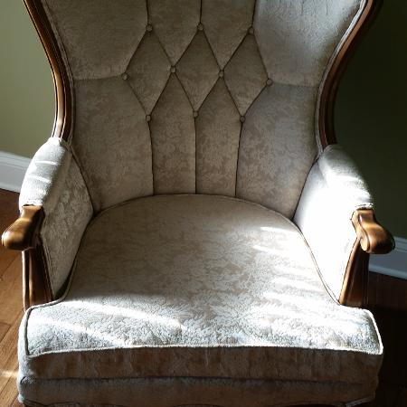 Vintage Fairfield Accent Chair