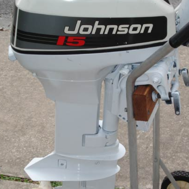 Found: Looking for a 15 HP or 20 hp outboard