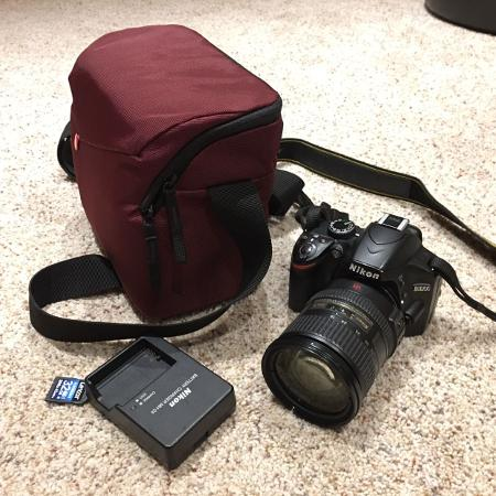 Nikon D3200/18-200vr for sale  Canada