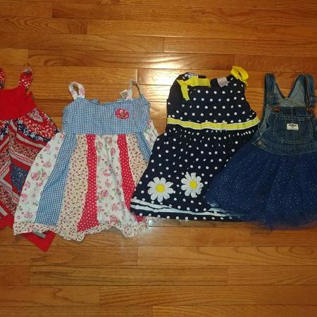 e7d8fbb0c26 Sundress Lot of 4 Size 4t