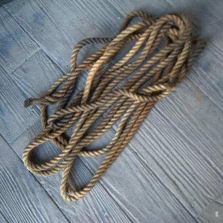 35 ft Vintage Rope for sale  Canada