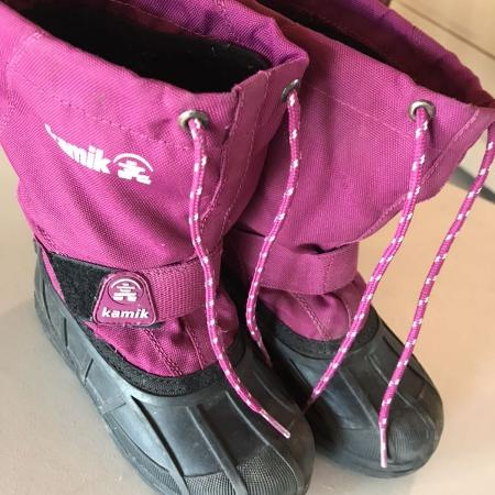 Kamik snow boots, used for sale  Canada