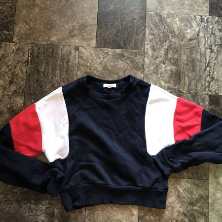 Garage cropped sweater, used for sale  Canada