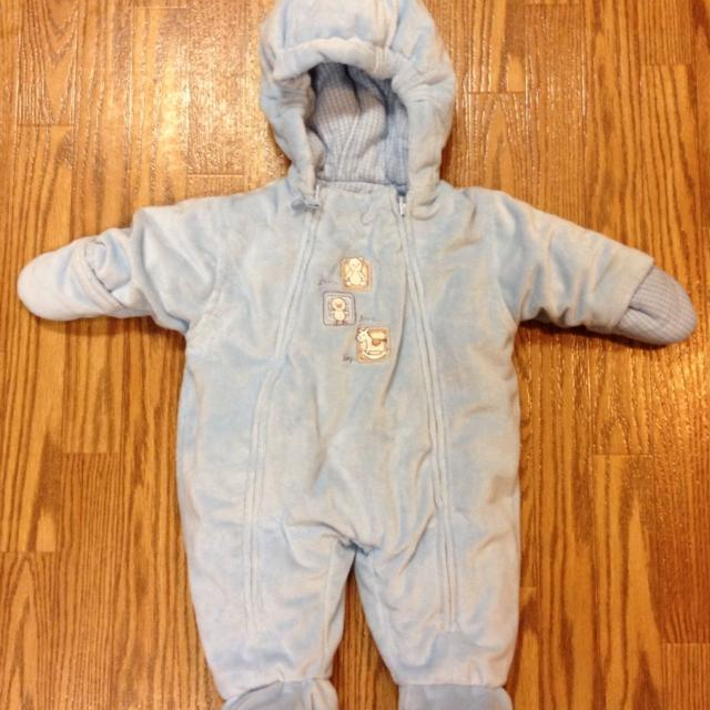 24b648c6664e Best Baby Boy Snow Suit 3-6 Months  5.00 for sale in Bad Axe ...