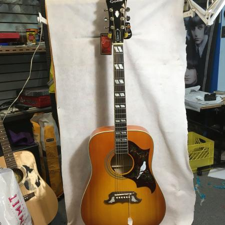 Just new in. Epiphone VS Dove Pro for sale  Canada