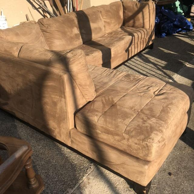 Find More Brown Very Comfortable Sectional Couch For Sale