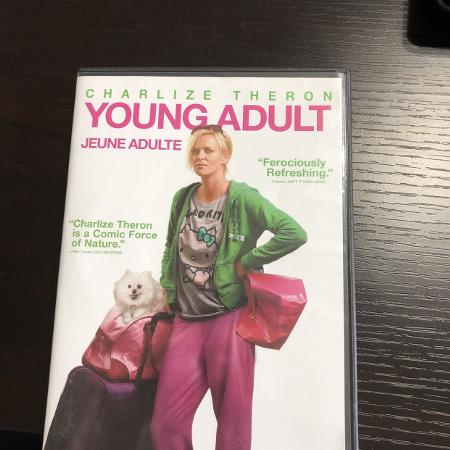 Used, Young adult dvd for sale  Canada