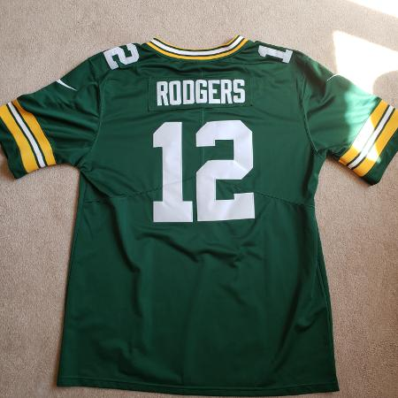 Green Bay Packers Aaron Rodgers jersey. for sale  Canada