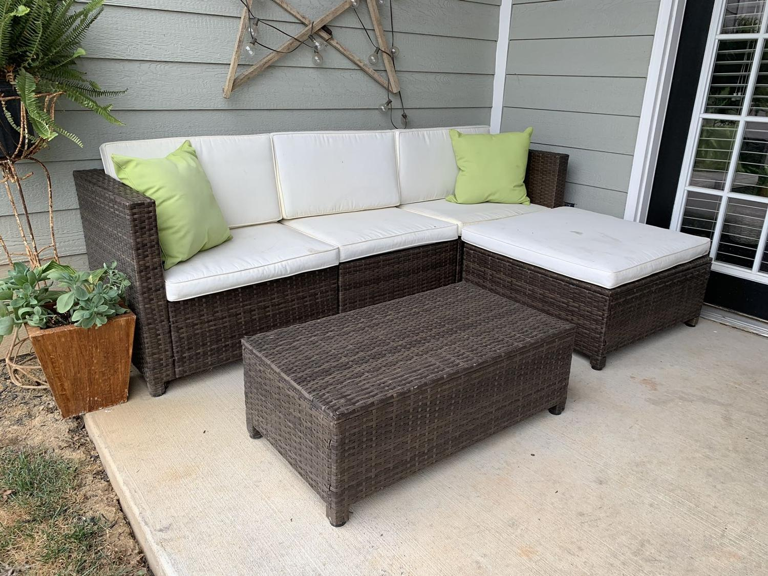 Find more 5 Piece Outdoor Sectional for sale at up to 90% off