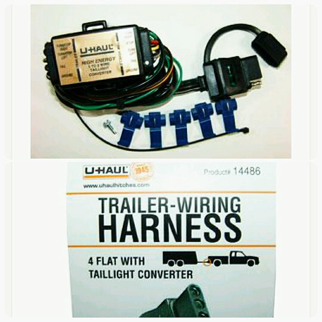U Haul Trailer Wiring Harness 14486 Diesel Toyota Uhaul Diagram Find More New In Package For Sale At Up To 90