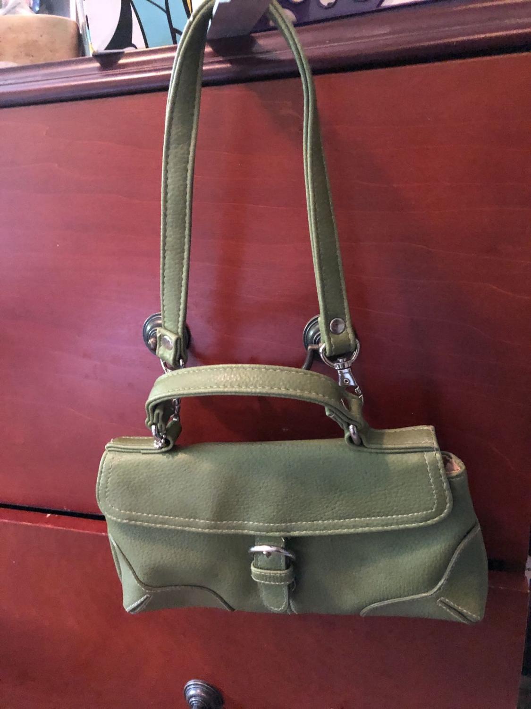 Best Olive Green Handbag For In