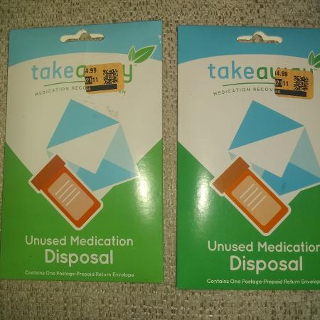 sports shoes 14de7 bd0ed Take Away Medication Recovery System (Set 1)