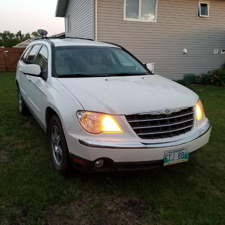 Used, 2007 Chrysler Pacifica Touring for sale  Canada
