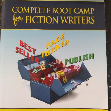 Boot camp for fiction writers, used for sale  Canada
